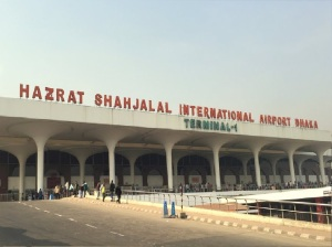 HSJ Airport Dhaka