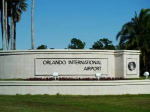 Orlando Int Airport
